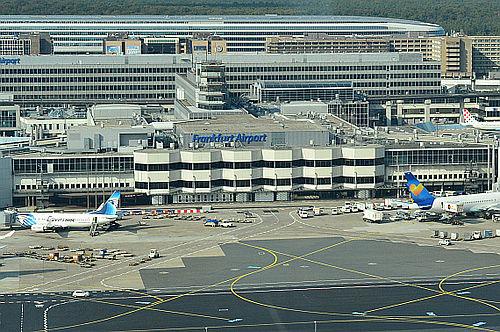 Condor Check In Frankfurt Flughafen