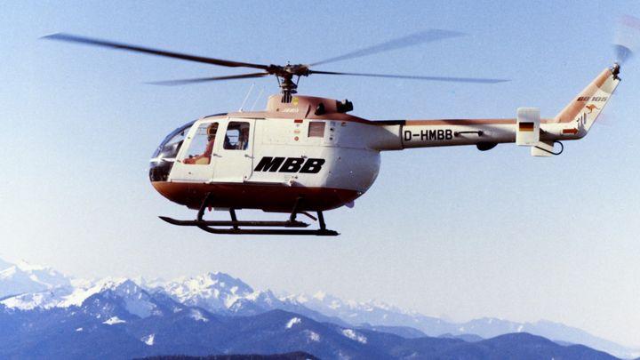 Bo 105 Austrian Wings