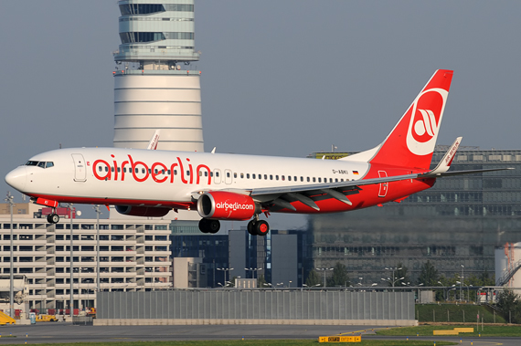 Air Berlin Boeing 737-800 - Foto: C. Jilli / Austrian Wings