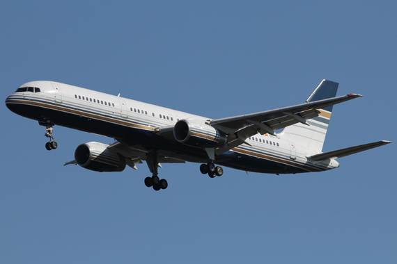 Privelege Style Boeing 757 operated for Comtel Air - Foto: Max Hrusa