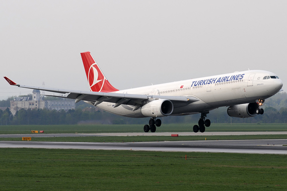 Turkish Airlines Airbus A330-300 - Foto: Austrian Wings Media Crew