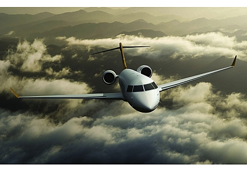 Bombardier Global 7000. Foto und Copyright: © Bombardier Aerospace