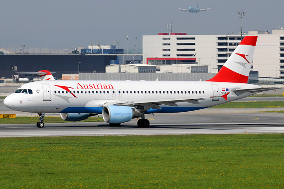 Austrian Airlines Airbus A320 - Foto: Austrian Wings Media Crew
