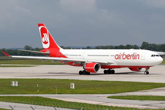 Air Berlin Airbus A330-200 - Foto: Austrian Wings Media Crew