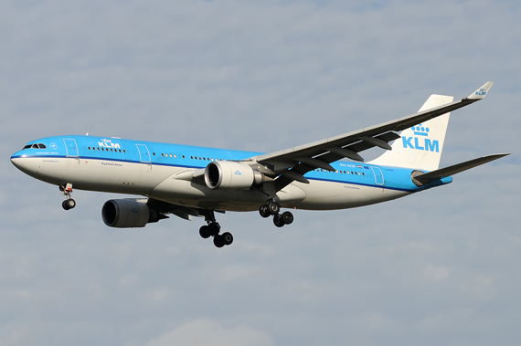 KLM Airbus A330-200 - Foto: Austrian Wings Media Crew