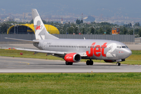 Jet2 Boeing 737-300 - Foto: Austrian Wings Media Crew