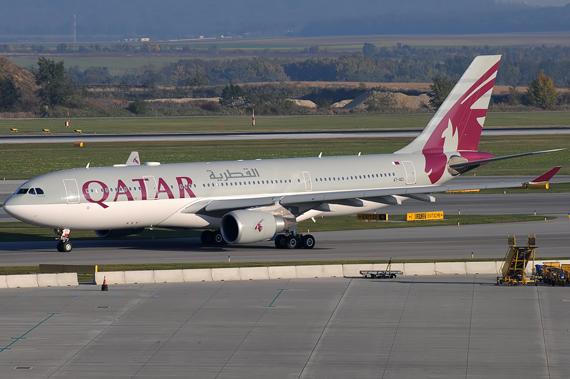 qatar airways stellt wien fl ge auf a330 um austrian wings. Black Bedroom Furniture Sets. Home Design Ideas