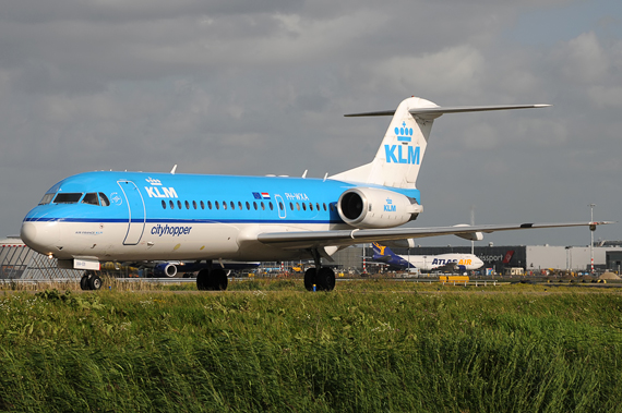 KLM cityhopper Fokker 70 - Foto: Austrian Wings Media Crew