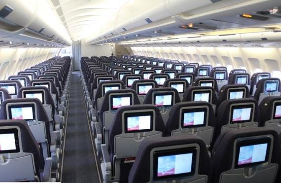 Erster A330 Von Air Berlin Mit Neuem Inflight Entertainment