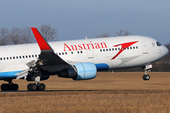 Austrian Airlines Boeing 767-300ER - Foto: Austrian Wings Media Crew