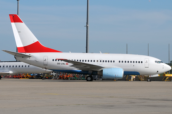 Austrian Airlines Boeing 737-600 - Foto: Austrian Wings Media Crew