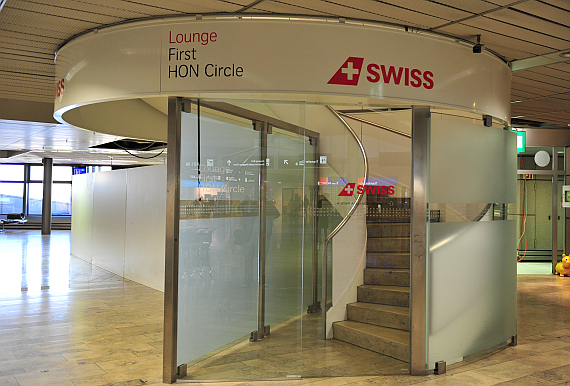 An ihrem Hub Zürich-Kloten betreibt Swiss mehrere komfortabel Lounges für Business- und First Class Passagiere sowie ihre HON-Kunden - Fotos: Austrian Wings Media Crew