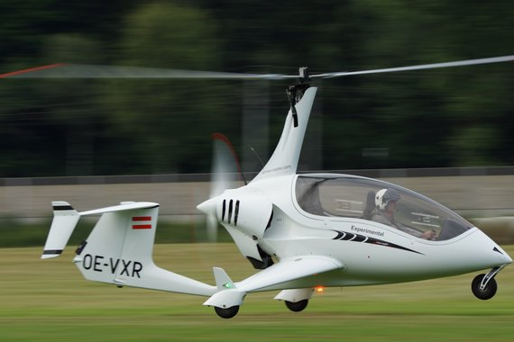 Arrow Copter beim Lowpass
