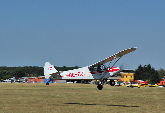 OE-AUL beim Low Pass