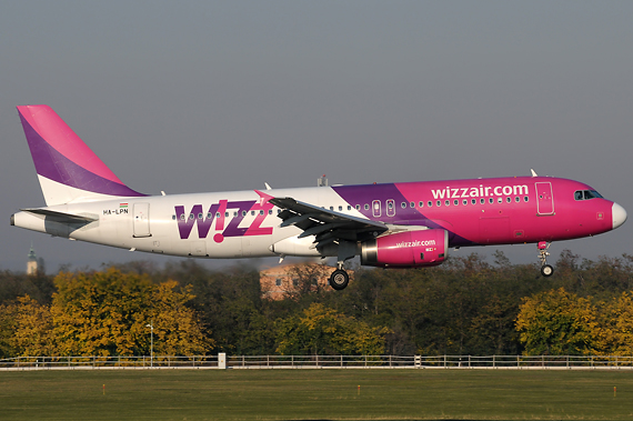 Wizzair Laukut : Wizz air bestellt a austrian wings