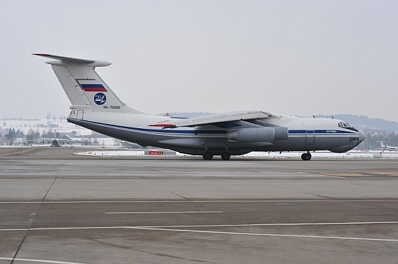 Ilyushin IL-76MD (RA-76686) Russian Air Force, 224th Transport Wing	- Foto: Andy Herzog