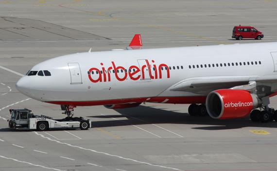 Chaos Bei Air Berlin Flug Von Hannover Nach Wien Austrian Wings