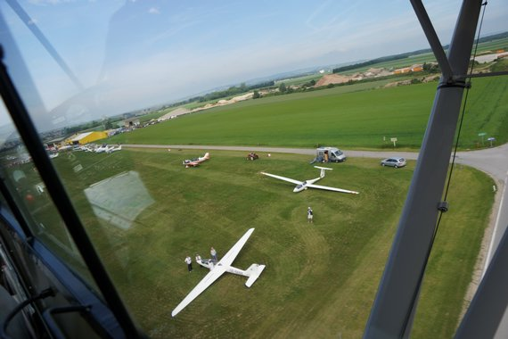 Lowpass beim Flugplatzfest in Stockerau