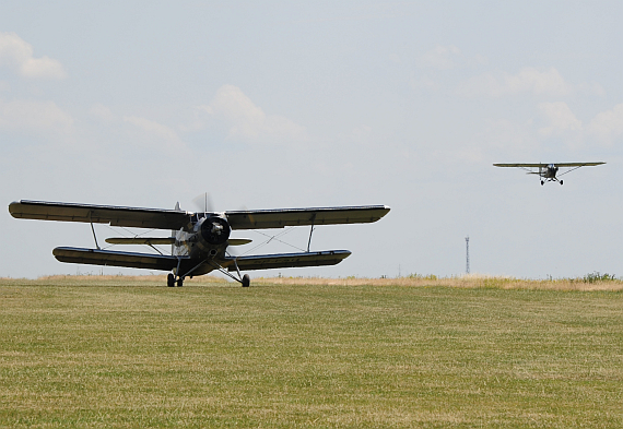 AN2 Piper L4 Spitzerberg 2013 - Foto: PA / Austrian Wings Media Crew