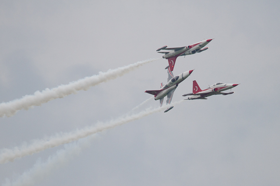 Airpower 2013 Turkish Stars Peter Holos
