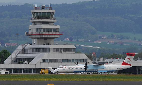 Flug Frankfurt Linz
