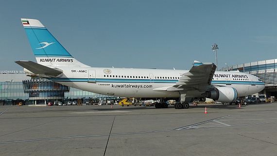 Kuwait Airways Airbus A300 9K-AMC_2 ZVG