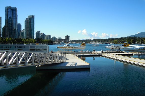 Vancouver Downtown, Coal Harbour