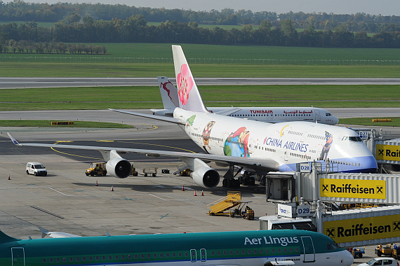 China Airlines Boeing 747-400 B-18203 Jimmy Sonderbemalung_2 Foto PA Austrian Wings Media Crew