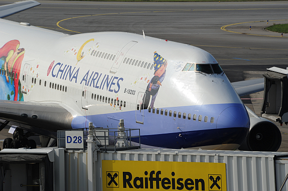 China Airlines Boeing 747-400 B-18203 Jimmy Sonderbemalung_3 Foto PA Austrian Wings Media Crew