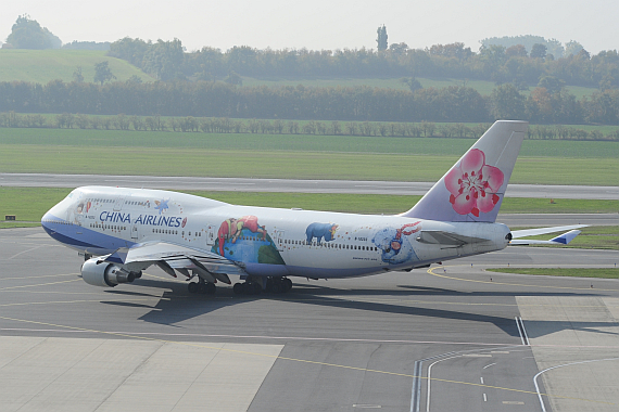 China Airlines Boeing 747-400 B-18203 Jimmy Sonderbemalung_8 Foto PA Austrian Wings Media Crew