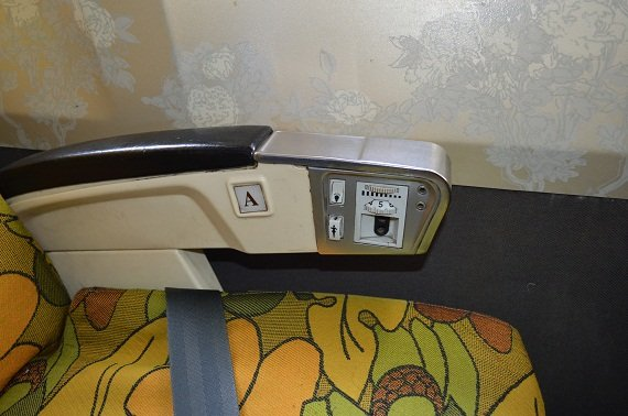 The DC-10 inflight entertainment system