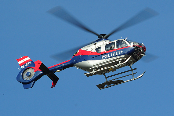 EC-135 - Foto: PA / Austrian Wings Media Crew