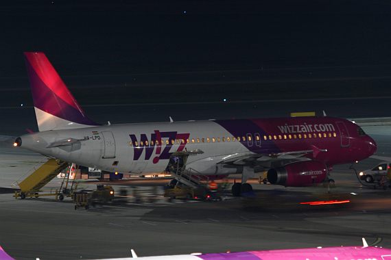 Wizzair A320 HA-LPD Thomas Ranner