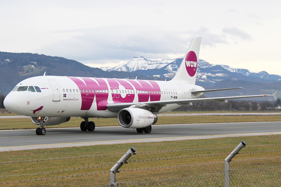 Airbus A320 Wow Foto RR Austrian Wings Media Crew