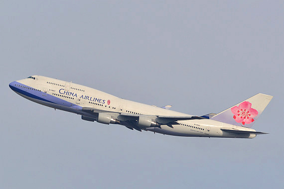 China Airlines Boeing 747-400 B-18207_1 Foto PA Austrian Wings Media Crew