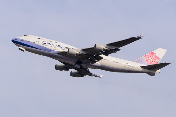China Airlines Boeing 747-400 B-18207_3 Foto Markus Dobrozemsky