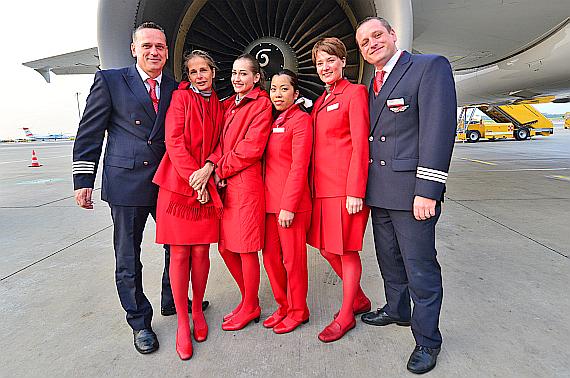 Cleared For Take Off Ein Tag Im Leben Einer Aua Crew Austrian Wings
