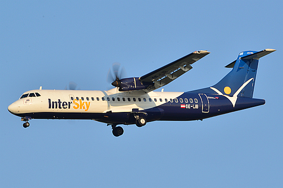InterSky ATR72-600 OE-LIB_1 Foto PA Austrian Wings Media Crew