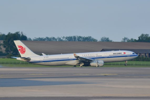 Air China A330-300 Landung 29 Foto PA Austrian Wings Media Crew