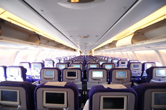 Air China A330 Economy Class 2 Foto PA Austrian Wings Media Crew