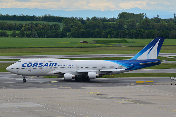 Corsair Boeing 747-400 F-HSEA_10 Foto PA Austrian Wings Media Crew