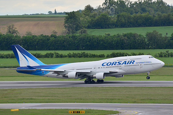 Corsair Boeing 747-400 F-HSEA_14 Foto PA Austrian Wings Media Crew