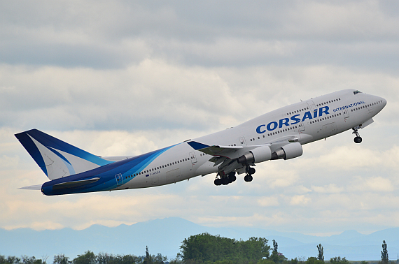Corsair Boeing 747-400 F-HSEA_15 Foto PA Austrian Wings Media Crew