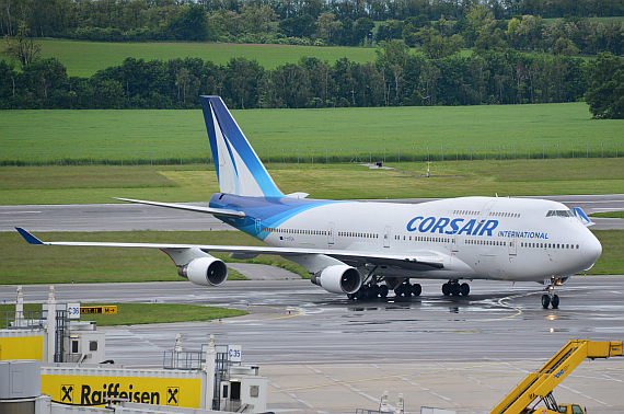 Corsair Boeing 747-400 F-HSEA_2 Foto PA Austrian Wings Media Crew