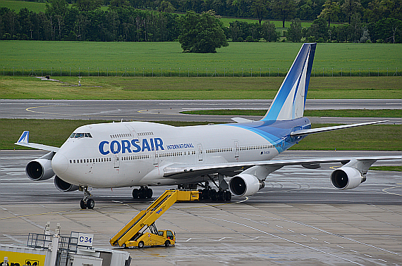 Corsair Boeing 747-400 F-HSEA_5 Foto PA Austrian Wings Media Crew