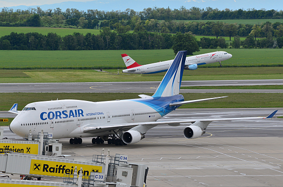 Corsair Boeing 747-400 F-HSEA_6 Foto PA Austrian Wings Media Crew