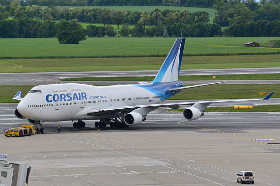 Corsair Boeing 747-400 F-HSEA_8 Foto PA Austrian Wings Media Crew