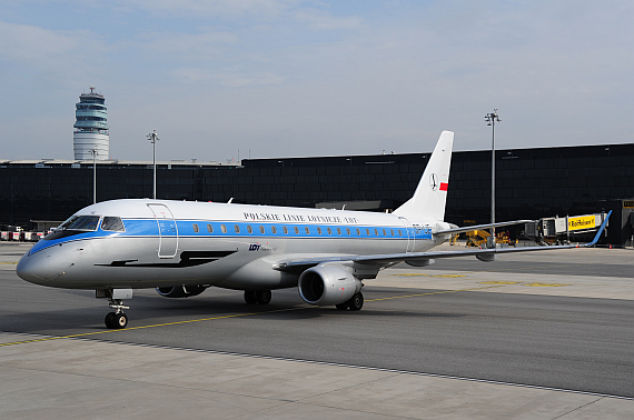 LOT Polish Airlines Embraer E175 Retro SP-LIE_10 Foto PA Austrian Wings Media Crew