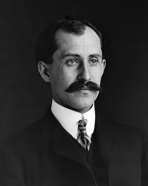Orville Wright, 1905