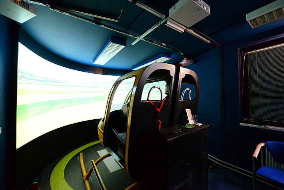 Viennaflight Bell 206 Simulator Foto PA Austrian Wings Media Crew